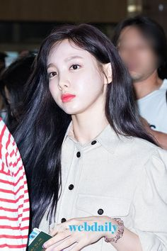 190825 GMP to HND #Nayeon #Twice Nayeon Twice, Im Nayeon, K Pop Music, Kpop Girls, International Airport, Rabbit, Baby, October 20, Feminine