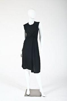 BALENCIAGA BLACK DRESS, Contemporary