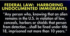 Liberals don't obey laws, look at their leaders, they don't either....