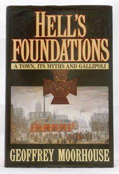 AR Geoffrey Moorhouse Hell'S Foundations Hardcover 0340430443 | eBay