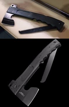 Camillus Cutlery Company 19142 CamTrax Axe & Folding Saw Combo