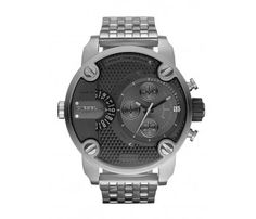 Diesel Men's DZ7259 Silver Stainless-Steel Quartz Watch