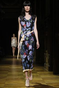 Sonia Rykiel Ready To Wear Spring Summer 2014 Paris
