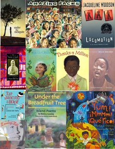 Top 10 Multicultural Children's Poetry Books selected by children's author, Janet Wong.