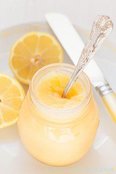 Backen macht glücklich | Schnelles Rezept für Lemon Curd (Zitronencreme) | http://www.backenmachtgluecklich.de