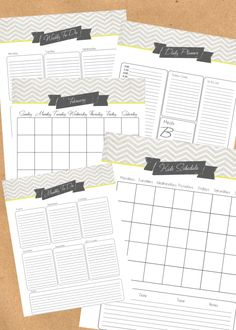 Awesome Household Binder, AWESOME Free Printable!