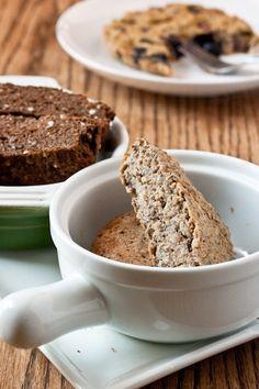 vegan gluten free breakfast bakes banana & blueberry banana oat flour ...