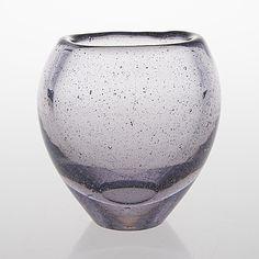 TAPIO WIRKKALA - Glass bowl '3258' designed 1948 for Iittala, Finland.   [h. 14 cm] Glass Design, Design Art, Finland, Glass Art, Beautiful