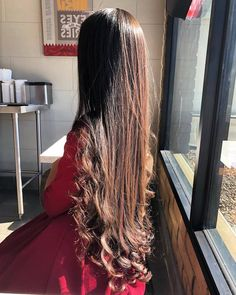 🍊🍋🍉Healthiest Hair🍌🍎🍏 Model: 🇺🇸 Arizona Portfolio: 📷 See all post 👉 Notes 📋:Absolutely Gorgeous 🔥🔥😍😍 Crimped Hair, Wavy Hair, Beautiful Long Hair, Gorgeous Hair, Long Hair Problems, Curly Hair Styles, Natural Hair Styles, Silk Hair, Haircuts For Long Hair