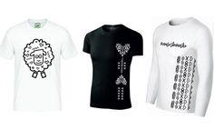 Krásne slovenské motívy na dámskych a pánskych tričkách