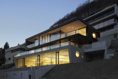 Generator | Carlos Martinez Architekten – Berneck, Rorschach