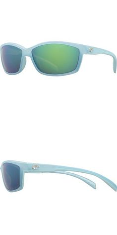 df126398fcf82 Other Womens Eyewear 179250  Costa Manta 400G Sunglasses - Polarized Matte  Ocean 400 Green Mirror Lens One -  BUY IT NOW ONLY   79.58 on eBay!