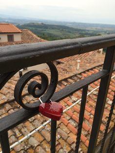 Locket left in Tuscany Italy
