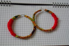 fabric wrapped hoops