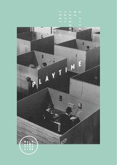 visualgraphc:  Playtime by Dani Chong