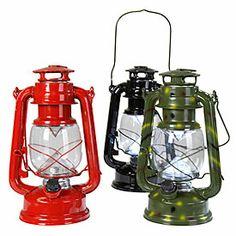 i-Zoom 14-LED Hurricane Lanterns     from Big Lots