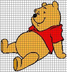 Winnie The Pooh Sitting | Craftsy