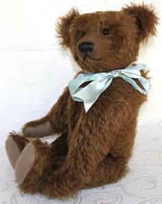 Antique Style Teddy Bear made by Hampton Bears...... I { Maggie B } have this teddy