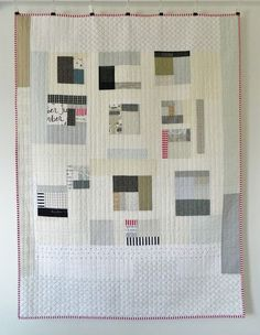 scraps {a finished quilt}