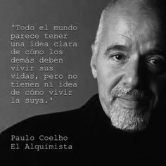 """Paulo Coelho en """"El Alquimista"""""""