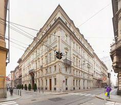 Hotel The Number 6 - Antigo Palazzo Valperga Galleani construído em 1663 - Turim