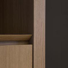 View the full picture gallery of CASA RC Detail Architecture, Interior Architecture, Interior Design, Shelf Design, Door Design, Counter Design, Kitchen Design, Cabinet Handles, Door Handles