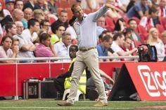 Frank de Boer heeft veel vertrouwen in het duel tegen Rapid Wien morgenavond in de Amsterdam ArenA. De oefenmeester is er van overtuigd dat de Amsterdammers zich plaatsen voor de play-offs van de Champions League.