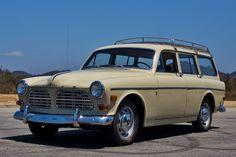 1968 Volvo 122s amazon wagon