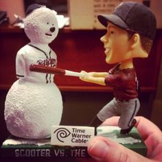 Baseball, Bobbleheads and Great Customer Service