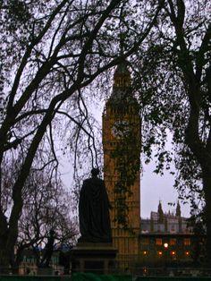 London...  Magical royalty...