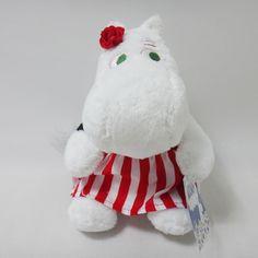 Moomin Family Character Mama 20cm 8in Plush Doll  #Moomin