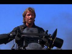 Chuck Norris Kicks Everything - YouTube
