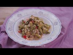 Vídeo receta: Arroz con espárragos, pimientos rojos y lomo de cerdo    Comer con poco