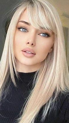 Most Beautiful Faces, Stunning Eyes, Beautiful Lips, Beautiful Girl Image, Beauty Full Girl, Beauty Women, Brunette Beauty, Hair Beauty, Looks Pinterest