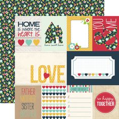 echo park our family journaling cards