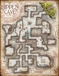 RPG Epic Encounter Maps by The Red Epic, Thread #2