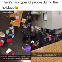 Two types