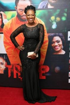 Nollywood actress and fast-rising producer, Yvonne Enakhena, on Friday, July 14, 2017 took Nigerians on another exciting movie journey with her first-ever produced movie titled TRACE which was screened privately at Silverbird Cinemas, Lagos-Nigeria.   The night witnessed a slew of colleagues...