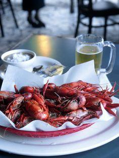 crawfish ... creole cuisine in New Orleans. #hotelmonteleone #TakeMetoNOLA