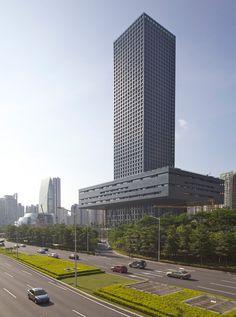 Shenzhen Stock Exchange OMA Architecture