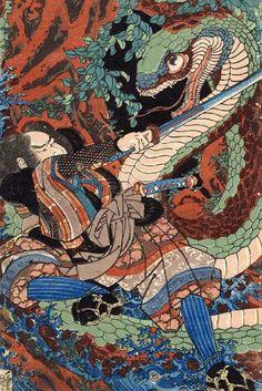 歌川国芳 Kuniyoshi Utagawa