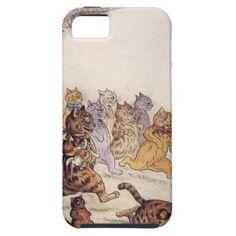 Cat Parade iPhone 5 Cases