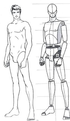 Body Refrence for upcoming Urban Design Cover Boy: