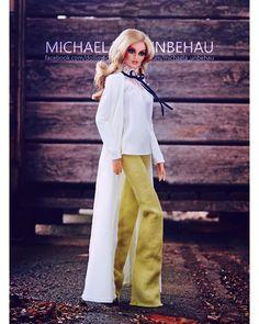 WEBSTA @ michaela_unbehau - Kingdom Doll Nimue @kingdomdolluk Coat and Blouse @elenpriv #toy #toys #toyphotography #outdoors #dolls #instaartist #fashionstyle #eyes #style #vogue #stylish #fashion #blonde #art #coat #instadaily #instagood #light #bright #artphotography #destroyed #toystagram #adventure #face #shape #barbie @sonyalpha