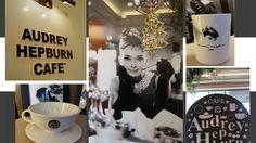 Dreamy at Audrey Hepburn Cafe