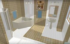 Design Your Bathroom Layout Stunning Httpwwwbathroomgurureview Learn How To Design Your 2018