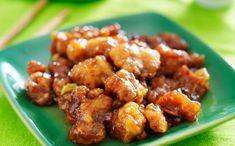 Sweet and Spicy Orange Chicken Quick Easy Meals, Easy Dinner Recipes, Dog Food Recipes, Cooking Recipes, Orange Chicken, Sweet And Spicy, Copycat Recipes, Slow Cooker Recipes, Crockpot Recipes