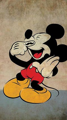 {M is for mouse ❤}™ Wallpaper Do Mickey Mouse, Mickey Mouse Drawings, Mickey Mouse Pictures, Mickey Mouse E Amigos, Mickey Mouse And Friends, Mickey Minnie Mouse, Disney Cartoon Characters, Disney Cartoons, Vintage Mickey Mouse