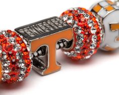 Stone Armory | University of Tennessee Jewelry. Perfect gift for Tennessee Volunteers alumni, students and fans! #GoVols