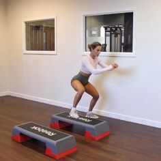 Pulse is racing, the heart is pumping. HIIT is extremely beneficial, add this into your next workout! Pulse is racing, the heart is pumping. HIIT is extremely beneficial, add this into your next workout! Body Fitness, Fitness Gym, Fitness Goals, Fitness Tips, Health Fitness, Target Fitness, Squats Fitness, Body Squats, Physical Fitness